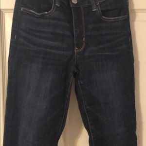 American Eagle Outfitters Jeans - Dark Wash High Rise Jegging
